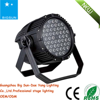 disco lighting show led 54 3w par light,high power led par light,high quality design