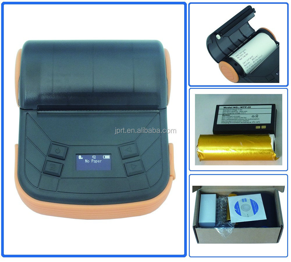 80mm card portable label printer manufacturer