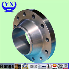 Free shipping ANSI 150# raised face long weld neck flange with lower price