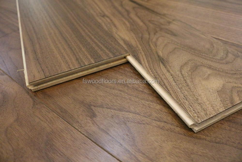 Wax Oiled Natural Black Walnut Engineered Wood Flooring Buy Oiled