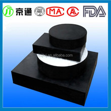 Rectangular Slab-type Rubber Bearing Pad for Railway Bridge