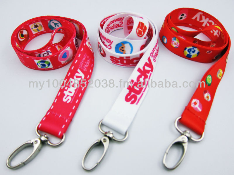 Lanyard Malaysia (Custom Design Available)