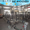 Automatic bottle water washing filling capping machine(3 in 1)unit