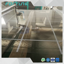 soft thin plastic film for cotton tent window making