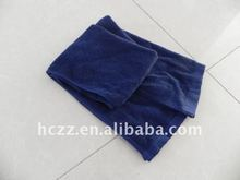 100% cotton plain dyed sports towel