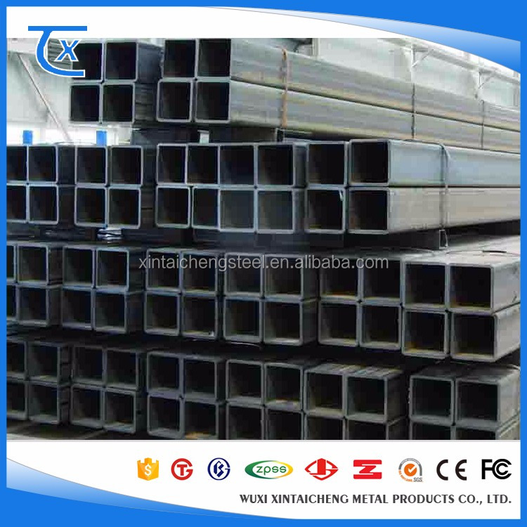 Manufacturer Steel Profile 1095 High Carbon Mild Steel Square Pipe with Best Quality