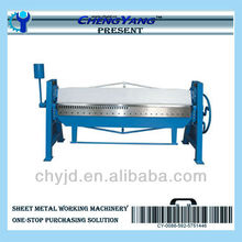 box and pan bending machine / Hand Folder machine