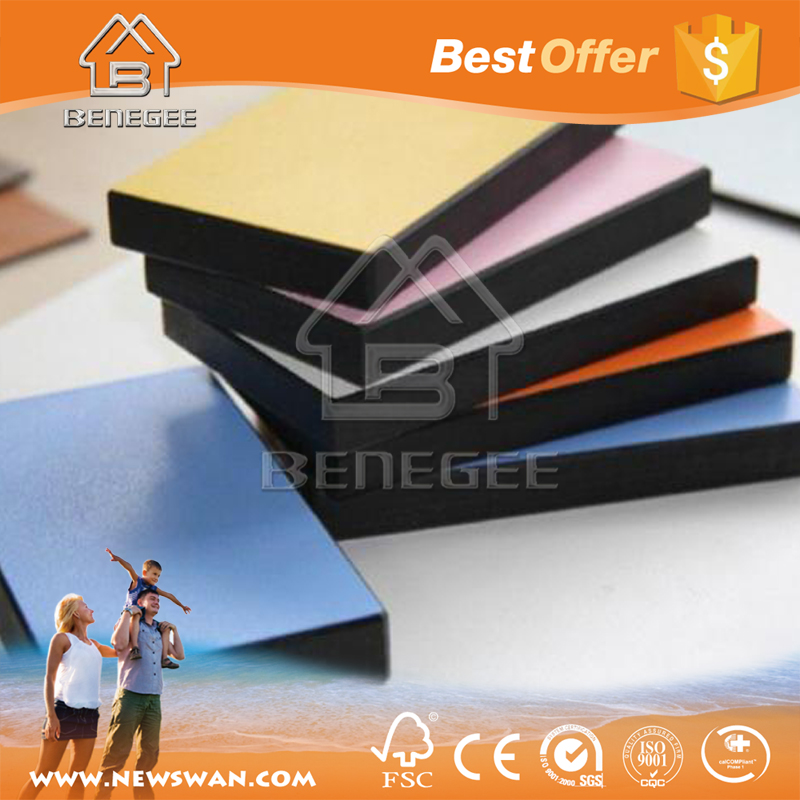 Compact Laminate / laminated board / hpl phenolic resin compact laminate board