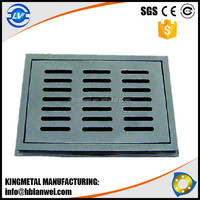 EN124 B200 Plastic Round Sewer Drainage Grates