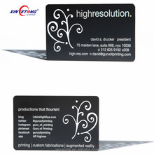 Great Metal Credit Card Business Card Machine Business Card Blank