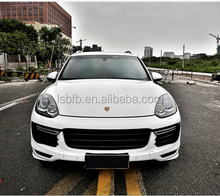 factory outlet high quality Cayenne 958 upgrade pp material GTS bodykit bumper 2015-up