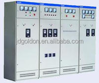 Outdoor GGD Low Voltage Switchgear In Power Distribution Equipments switch cabinet
