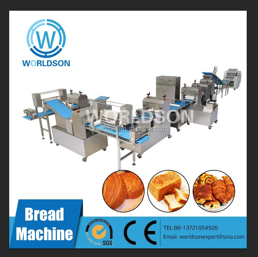 factory supply commercial use croissant frozen