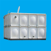 High quality cheap price FRP/GRP SMC sectional water tank for drinking water or fire water above ground