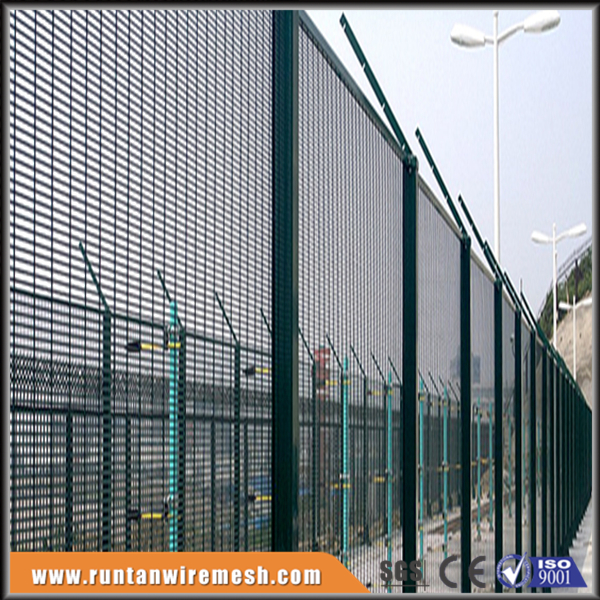 anti climb and anti cut 358 high security wire wall fence