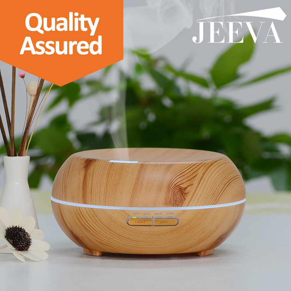 Spa Vapor Advanced Wellness Instant Healthful Mist Ultrasonic Aromatherapy Essential Oil Diffuser