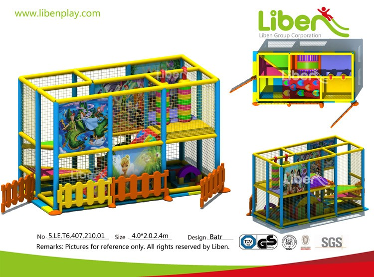 Durable hot sale custom made indoor play land