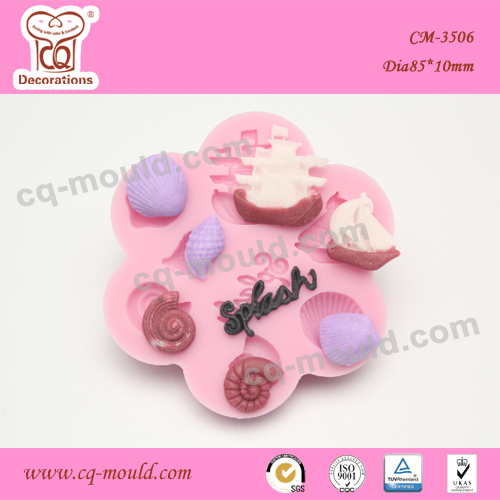 custom silicone baking supplies