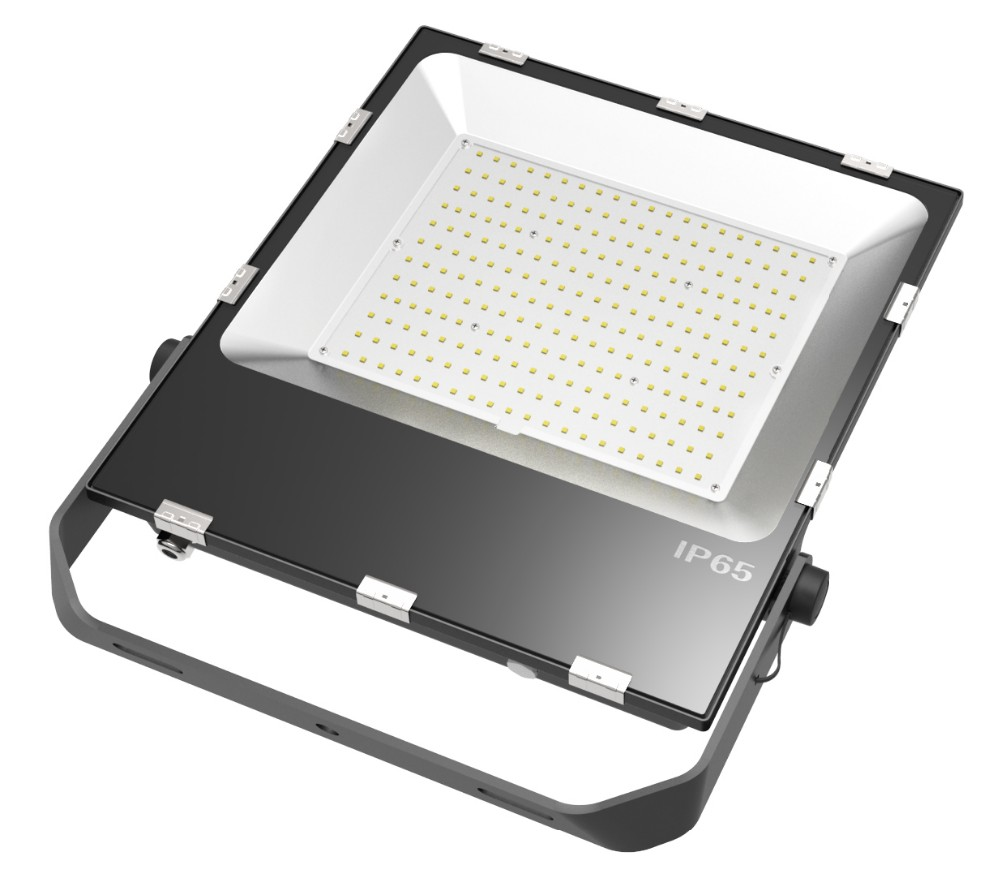 Industrial lighting IP65 CE RoHS Approved waterproof slim led floodlight 200w
