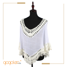 2016 women spring clothing crochet ladies corporate blouses for wholesale