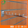 Aluminum Insert MDF UV Furniture Accessories Slatwall Board