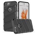 New Hot Products For iPhone X Case , Carbon Fiber TPU + PC Armor Phone Case For iPhone X