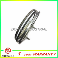 FM Piston Ring for 6CT Diesel Engine Parts Piston Rings