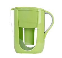 2015 new arrival portable antioxidant alkaline water filter pitcher