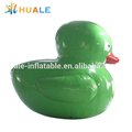 High quality sealed inflatable water toy,inflatable colorful duck for advertising