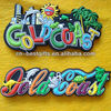 2017 Strong and Permanent Animal Shape Prints Popular Soft PVC Fridge Magnets