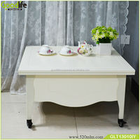 New designed Goodlife hot sale promotion egyptian furniture wooden table