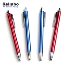 Reliabo March Expo Hot Sale Cheap Price Metal Body Ballpoint Pens
