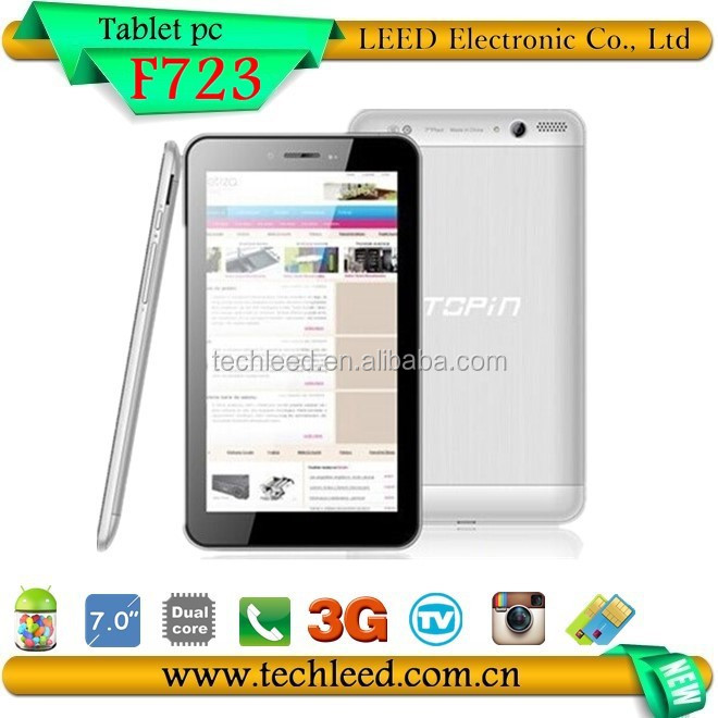 F723 tablet PC 3G call MID newest design tablets