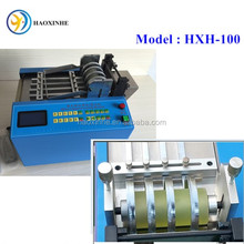 Plastic Rubber Silicone Tube Heat Shrink Tubes Cutting Machine
