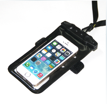 Universal 100% Waterproof PVC&ABS Diving Bag Case Underwater Pouch For apple iPhone With Armband & waterproof ear hea(SD-WB-057)