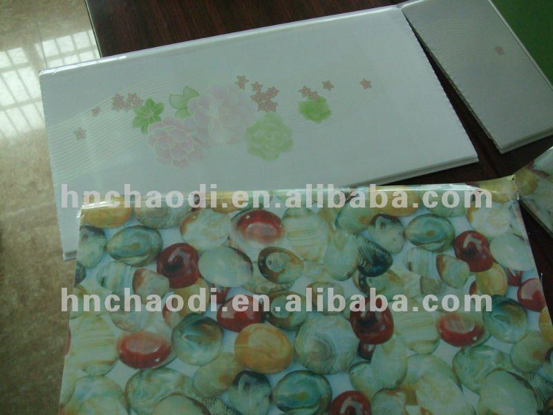 Popular modern design Printed PVC Ceiling Panel (C 0133 )