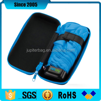 custom new product molded eva umbrella case for girls