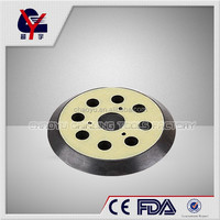 electric polishing pad
