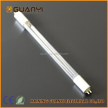 CE Approved Double Ends UV Germicidal Lamp for air purification and surface sterilization