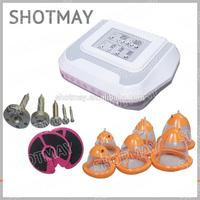 shotmay STM-8037 physical terary for beauty care Cupping Set for wholesales