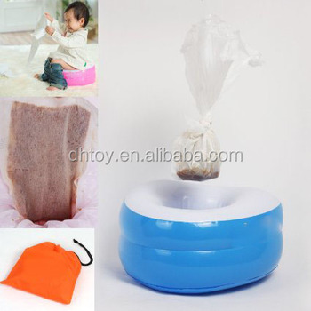 Portable Inflatable Travel Toilet Potty Seat Buy