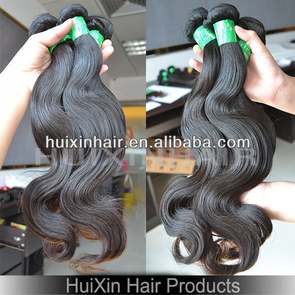 2014 6A wholesale straight european hair , virgin remy hair extensions which is sew in hai better than guangzhou shine Body Wave