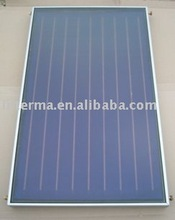 CE flat panel solar thermal collector