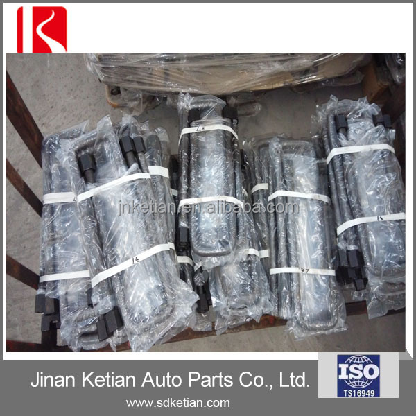 U-bolt screw of Trailer /Semi mechanical suspension