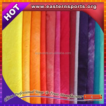 Hot sale ceiling drape fabric for pipe and drape