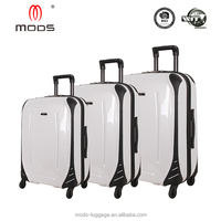 High Class ABS+PC Trolley PVC Protector Hard Luggage
