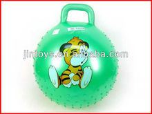 Newest 18inch Handle Massage Ball with EN71, India, Kids Toys, Sports Balls, Sports Toys, EB025141