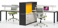 Simple Design Modern Office Furniture Tables for Staff(FOH-CXSAC2-3014)