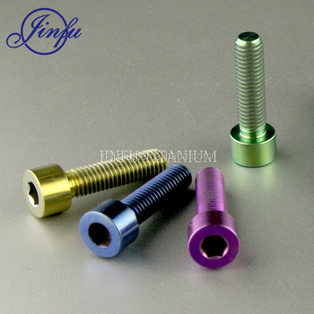 Factory sale alloy steel thread-locking socket head screw alloy steel thread locking socket head screw 3.5mm socket screw