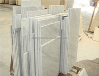 Supply Italian Carrara White Marble Tiles